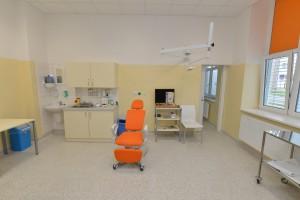 Ambulance očního oddělení