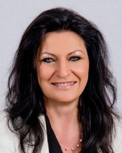 MUDr. Jana Chocholová, místopředsedkyně představenstva